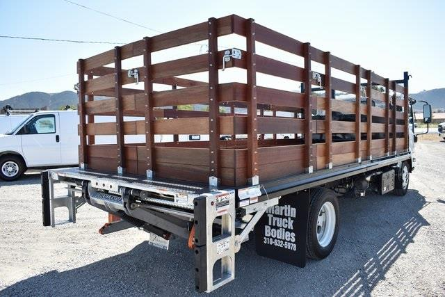 2020 Chevrolet LCF 5500XD Regular Cab 4x2, Martin Flat/Stake Bed #M20074 - photo 2