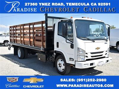 2020 Chevrolet LCF 5500XD Regular Cab 4x2, Martin Flat/Stake Bed #M20074 - photo 1