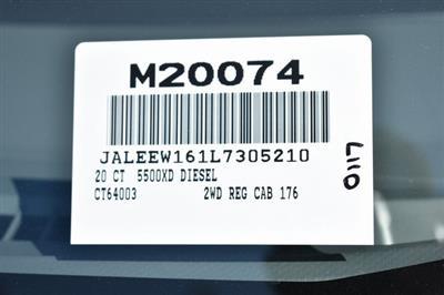 2020 Chevrolet LCF 5500XD Regular Cab 4x2, Cab Chassis #M20074 - photo 3