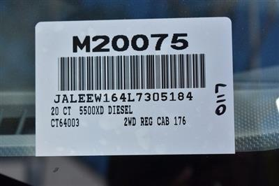 2020 Chevrolet LCF 5500XD Regular Cab 4x2, Cab Chassis #M20075 - photo 3