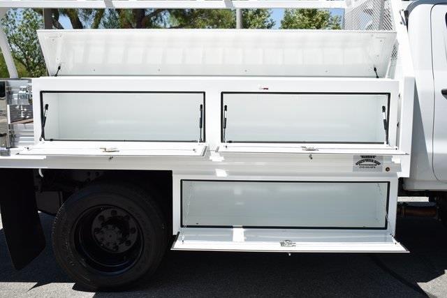 2020 Chevrolet Silverado 5500 Regular Cab DRW 4x2, Martin Contractor Body #M20078 - photo 18