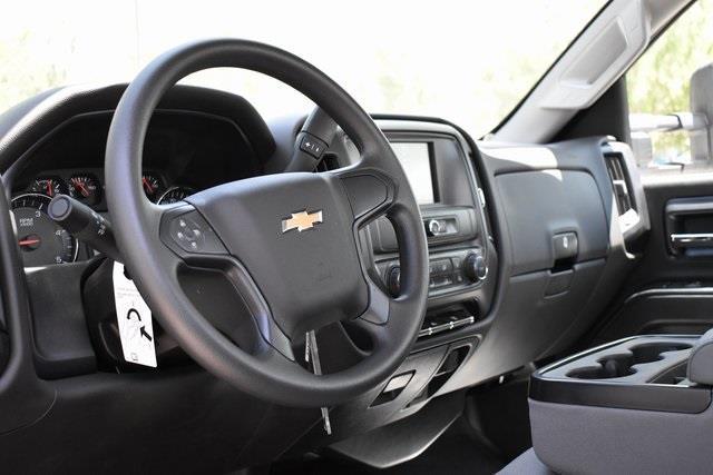 2020 Chevrolet Silverado 5500 Regular Cab DRW 4x2, Martin Contractor Body #M20078 - photo 14