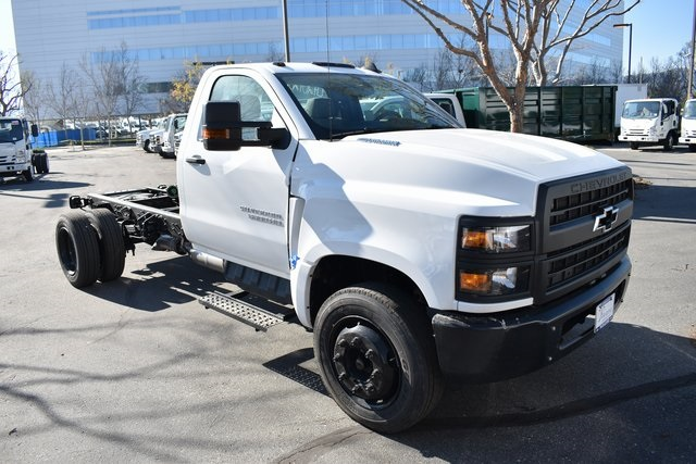 2020 Silverado 5500 Regular Cab DRW 4x2, Cab Chassis #M20079 - photo 1