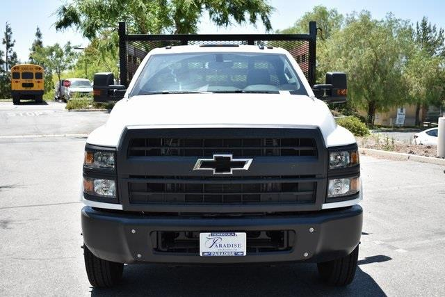 2020 Chevrolet Silverado 5500 Regular Cab DRW 4x2, Martin Flat/Stake Bed #M20081 - photo 4