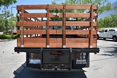 2020 Chevrolet Silverado 5500 Regular Cab DRW 4x2, Martin Flat/Stake Bed #M20081 - photo 8
