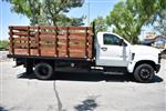 2020 Chevrolet Silverado 5500 Regular Cab DRW 4x2, Martin Flat/Stake Bed #M20081 - photo 9