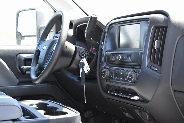 2020 Chevrolet Silverado 5500 Regular Cab DRW 4x2, Eagle Truck Body & Equipment Contractor Body #M20083 - photo 17