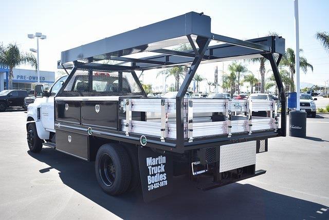 2020 Chevrolet Silverado 5500 Regular Cab DRW 4x2, Eagle Truck Body & Equipment Contractor Body #M20083 - photo 7