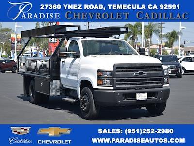 2020 Chevrolet Silverado 5500 Regular Cab DRW 4x2, Eagle Truck Body & Equipment Contractor Body #M20083 - photo 1