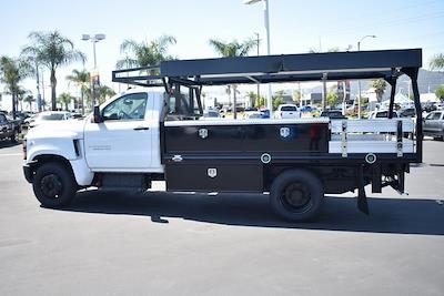 2020 Chevrolet Silverado 5500 Regular Cab DRW 4x2, Eagle Truck Body & Equipment Contractor Body #M20083 - photo 5