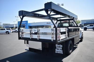 2020 Chevrolet Silverado 5500 Regular Cab DRW 4x2, Eagle Truck Body & Equipment Contractor Body #M20083 - photo 2