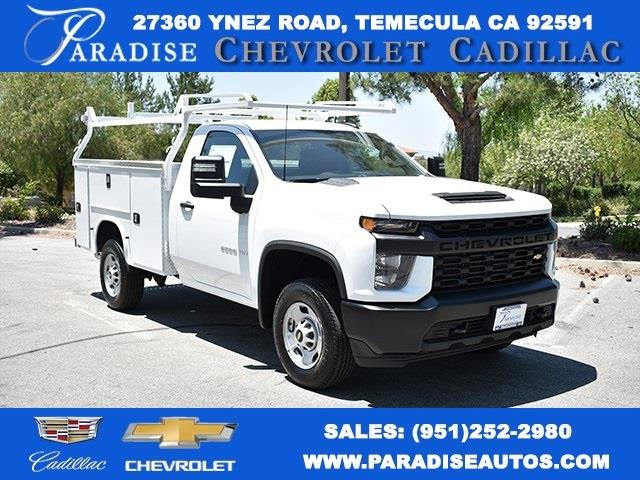 2020 Chevrolet Silverado 2500 Regular Cab 4x2, Knapheide Utility #M20085 - photo 1