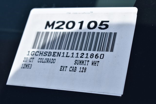 2020 Colorado Extended Cab 4x2, Pickup #M20105 - photo 4