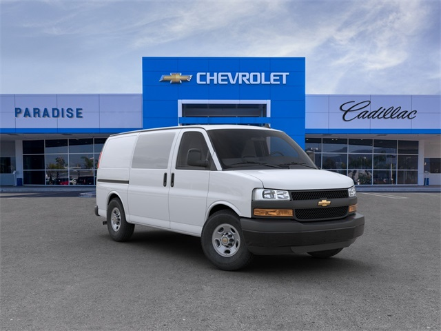 2020 Chevrolet Express 2500 4x2, Adrian Steel Upfitted Cargo Van #M20113 - photo 1