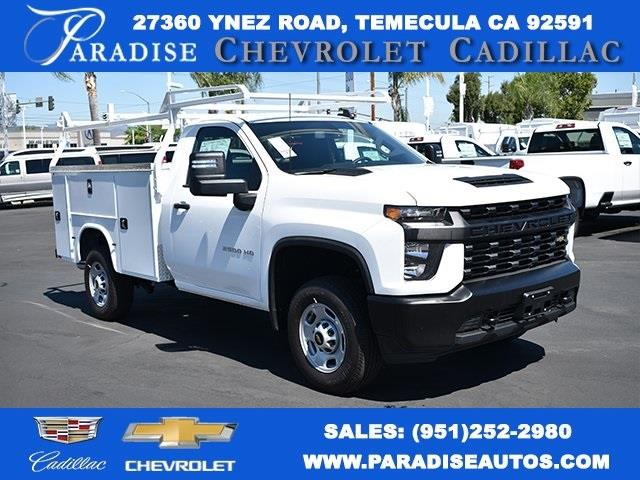 2020 Silverado 2500 Regular Cab 4x2, Pickup #M20115 - photo 1