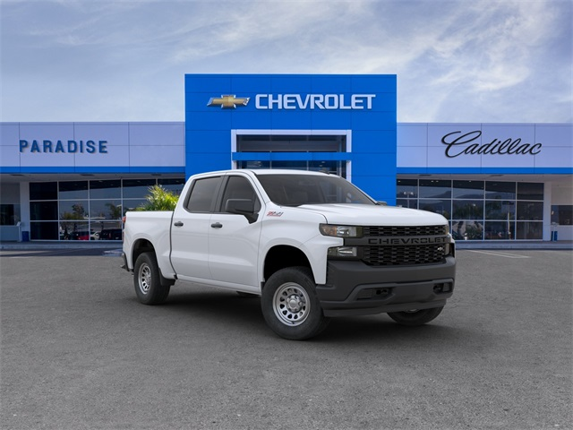 2020 Silverado 1500 Crew Cab 4x4, Pickup #M20122 - photo 1