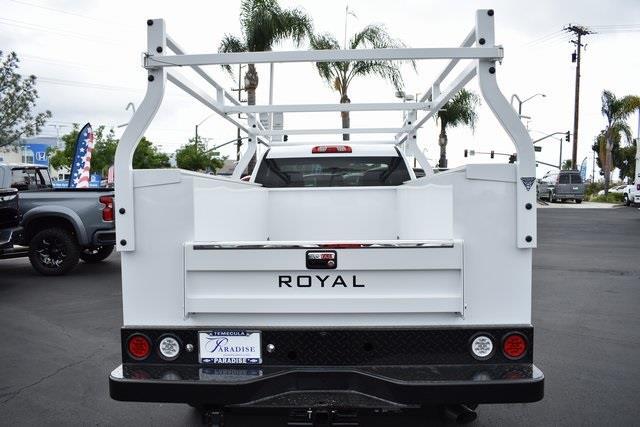 2020 Chevrolet Silverado 3500 Regular Cab 4x2, Royal Service Body Utility #M20125 - photo 10