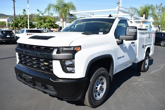 2020 Chevrolet Silverado 3500 Regular Cab 4x2, Knapheide Steel Service Body Utility #M20127 - photo 4