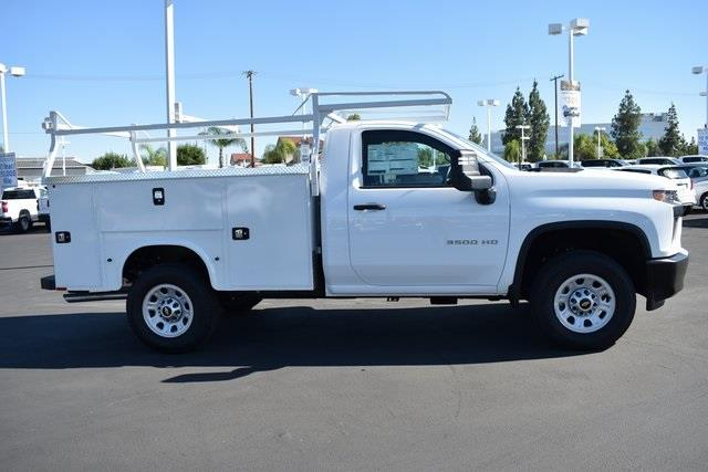 2020 Chevrolet Silverado 3500 Regular Cab 4x2, Knapheide Steel Service Body Utility #M20127 - photo 8