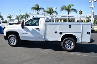 2020 Chevrolet Silverado 3500 Regular Cab 4x2, Knapheide Steel Service Body Utility #M20127 - photo 2