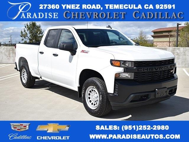 2020 Silverado 1500 Double Cab 4x4, Pickup #M20133 - photo 1