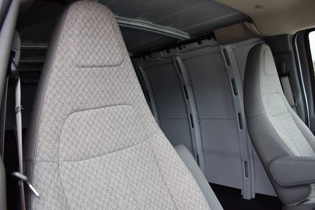 2020 Chevrolet Express 3500 4x2, Empty Cargo Van #M20146 - photo 12