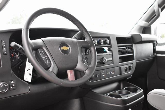 2020 Chevrolet Express 3500 4x2, Empty Cargo Van #M20146 - photo 16