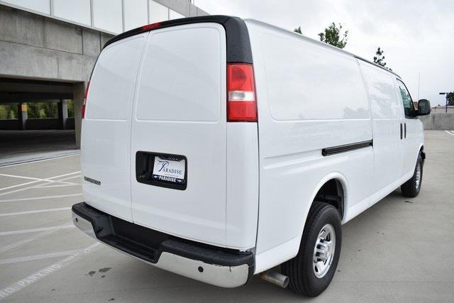 2020 Chevrolet Express 3500 4x2, Empty Cargo Van #M20146 - photo 9