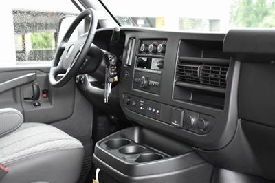2020 Chevrolet Express 3500 4x2, Empty Cargo Van #M20146 - photo 11