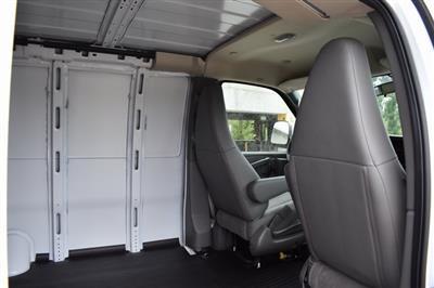 2020 Chevrolet Express 3500 4x2, Empty Cargo Van #M20146 - photo 14