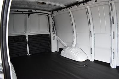 2020 Chevrolet Express 3500 4x2, Empty Cargo Van #M20146 - photo 15