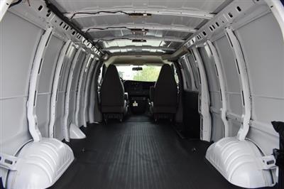2020 Chevrolet Express 3500 4x2, Empty Cargo Van #M20146 - photo 2