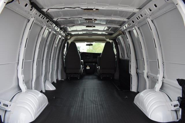 2020 Chevrolet Express 3500 4x2, Adrian Steel Upfitted Cargo Van #M20156 - photo 2