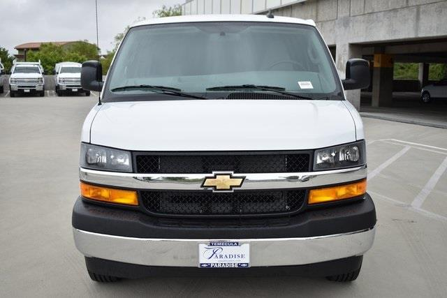 2020 Chevrolet Express 3500 4x2, Adrian Steel Upfitted Cargo Van #M20156 - photo 4
