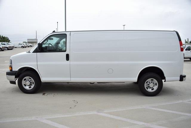 2020 Chevrolet Express 3500 4x2, Adrian Steel Upfitted Cargo Van #M20156 - photo 3