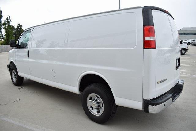 2020 Chevrolet Express 3500 4x2, Adrian Steel Upfitted Cargo Van #M20156 - photo 6