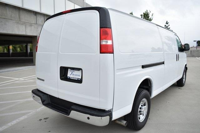 2020 Chevrolet Express 3500 4x2, Adrian Steel Upfitted Cargo Van #M20156 - photo 8