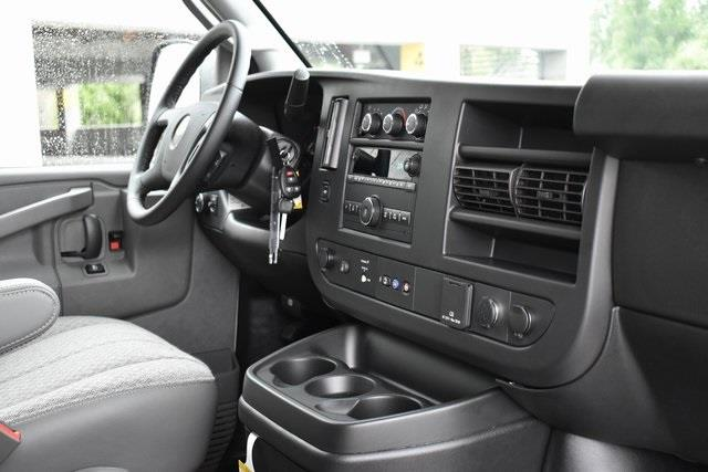 2020 Chevrolet Express 3500 4x2, Adrian Steel Upfitted Cargo Van #M20156 - photo 10