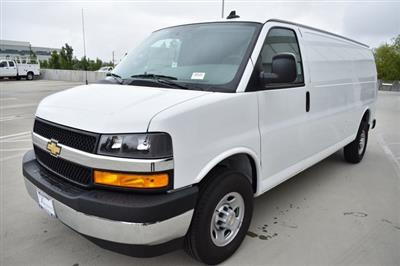 2020 Chevrolet Express 3500 4x2, Adrian Steel Upfitted Cargo Van #M20156 - photo 5