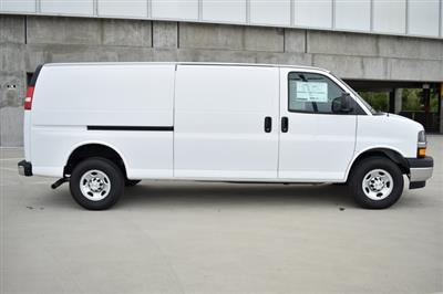 2020 Chevrolet Express 3500 4x2, Adrian Steel Upfitted Cargo Van #M20156 - photo 9