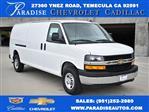 2020 Chevrolet Express 3500 4x2, Empty Cargo Van #M20160 - photo 1