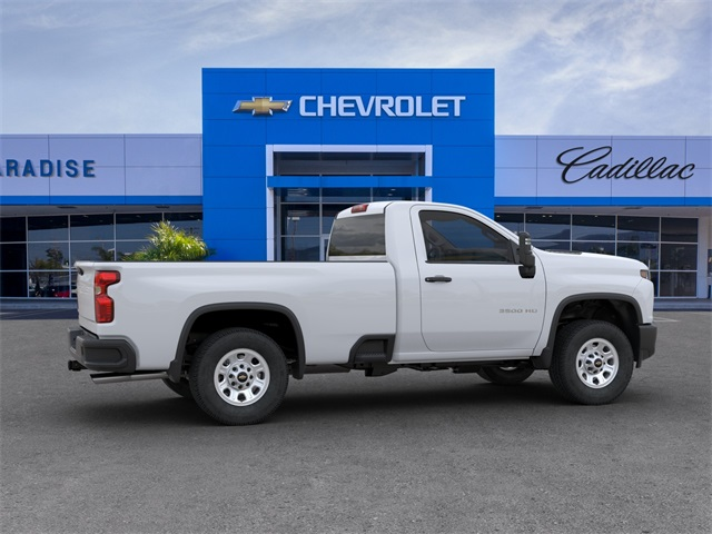 2020 Silverado 3500 Regular Cab 4x2, Pickup #M20164 - photo 5