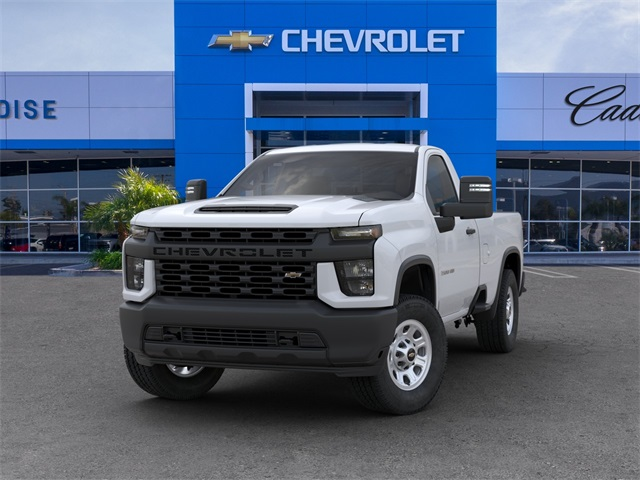 2020 Silverado 3500 Regular Cab 4x2, Pickup #M20164 - photo 6