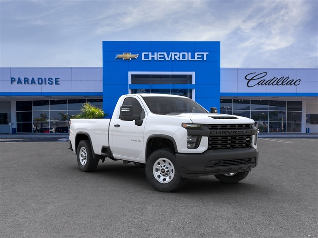 2020 Silverado 3500 Regular Cab 4x2, Pickup #M20165 - photo 1