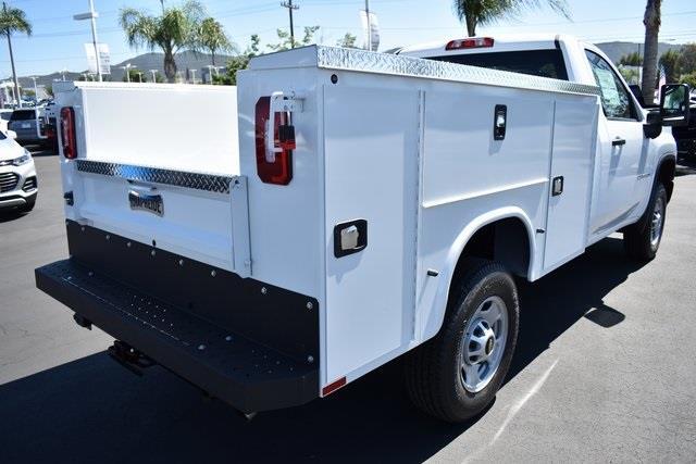 2020 Chevrolet Silverado 2500 Regular Cab 4x2, Knapheide Steel Service Body Utility #M20175 - photo 2