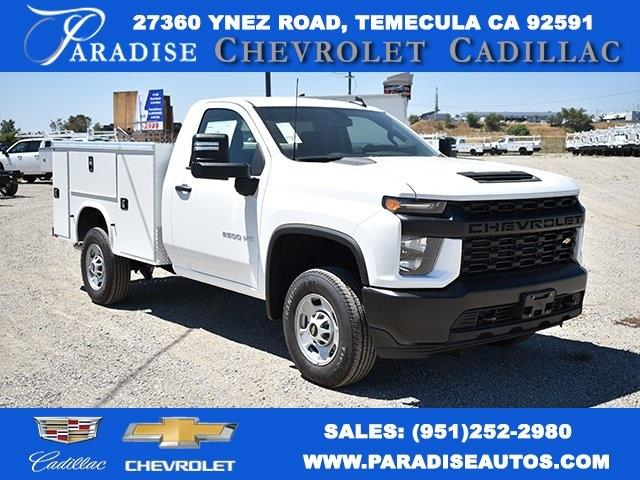 2020 Chevrolet Silverado 2500 Regular Cab 4x2, Knapheide Steel Service Body Utility #M20176 - photo 1