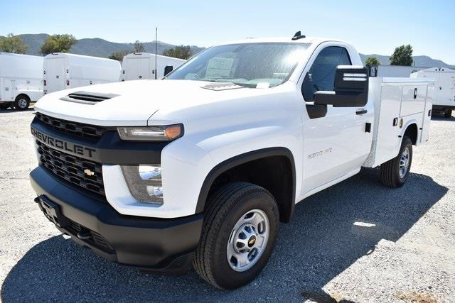 2020 Chevrolet Silverado 2500 Regular Cab 4x2, Knapheide Steel Service Body Utility #M20176 - photo 3