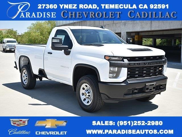 2020 Chevrolet Silverado 3500 Regular Cab 4x2, Pickup #M20179 - photo 1