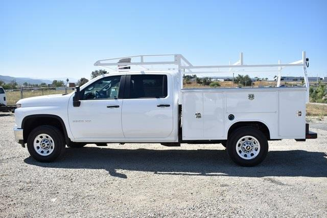 2020 Chevrolet Silverado 3500 Crew Cab 4x2, Harbor TradeMaster Utility #M20180 - photo 5