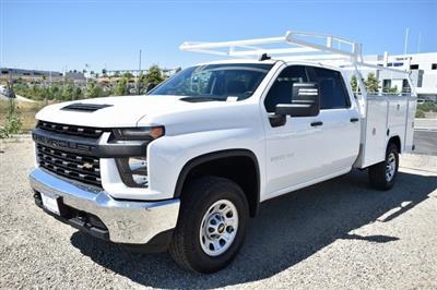 2020 Chevrolet Silverado 3500 Crew Cab 4x2, Harbor TradeMaster Utility #M20180 - photo 4